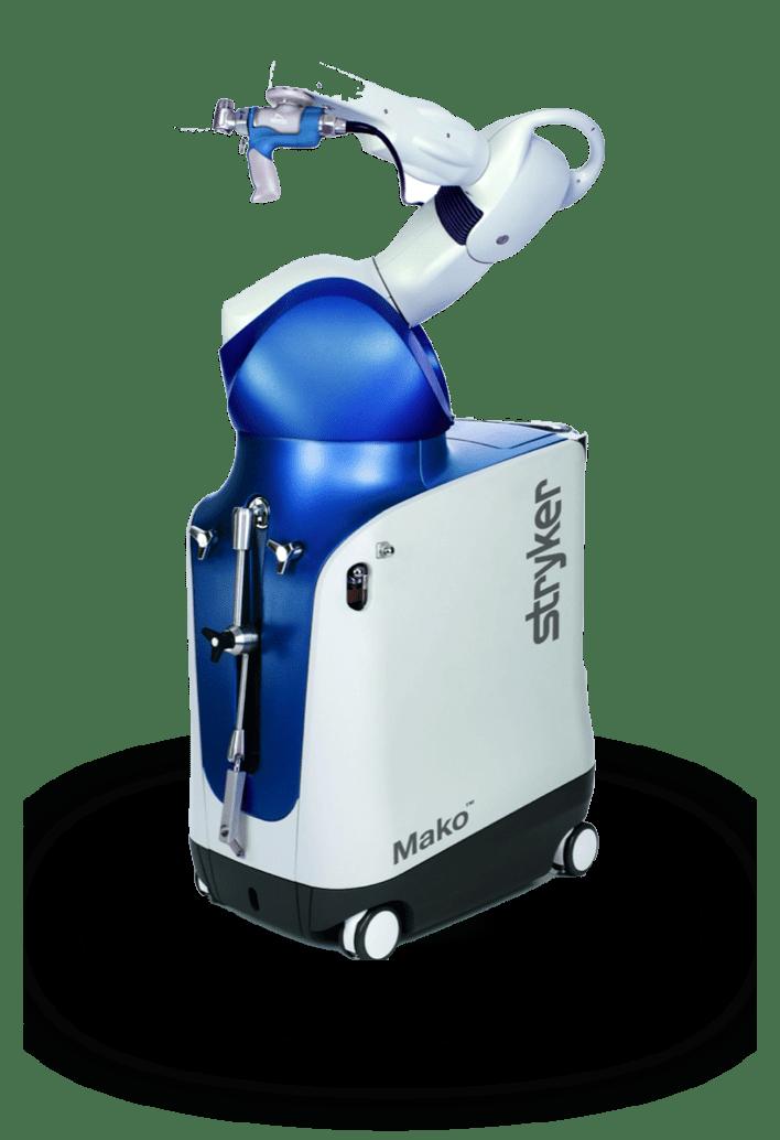 Ρομποτική Αρθροπλαστική ισχίου – Τεχνική ALMIS